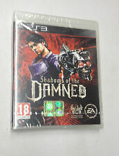 SHADOWS OF THE DAMNED PS3 PLAYSTATION 3 PAL NUOVO SIGILLATO