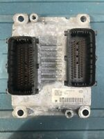 VAUXHALL CORSA D ENGINE MANAGEMENT ECU GENUINE 0261201212 55557935