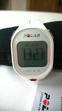 Polar RCX3F RUN, weiss, Sportuhr