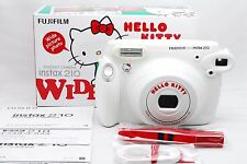 """Mint"" Hello Kitty Fujifilm instax 210 Instant Film Camera From Japan #145"