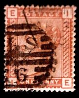 CatalinaStamps: Great Britain Stamp #79 Used, SCV=$12.50, #A-2