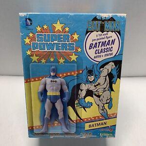 SUPER POWERS BATMAN ARTFX+ Kotobukiya SUPER FRIENDS Statue Action Figure JLA