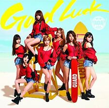 NEW AOA Good Luck Limited Edition Type A CD with DVD Photo Card Free Shipping