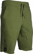Under Armour Rival Fleece Mens Training Shorts - Green