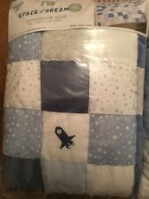 Baby Blankets & Throws Alert Mothercare Kids Throw Blue Stars New Bnwt Was £70 Nursery Baby Boy Unisex