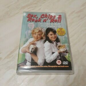 Sex, Chips And Rock 'n' Roll (DVD, 2001, 2-Disc Set) Brand New Sealed