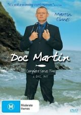 DOC MARTIN (COMPLETE SEASON 2 DVD SET - SEALED + FREE POST)
