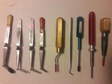 Instalation tools lot of 9