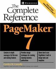 Pagemaker(r) 7: The Complete Reference