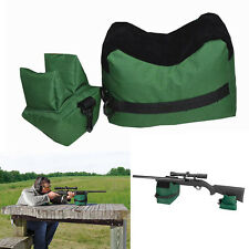 For Shooting Gun Rest Bag Set Front&Rear Rifle Target Hunting Bench Bag Sandbag
