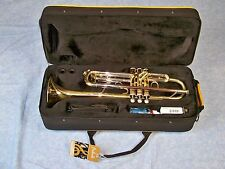 TR711 Prelude Trumpet By Conn-Selmer with Bach 7C Mouthpiece & Case Bb Trumpet