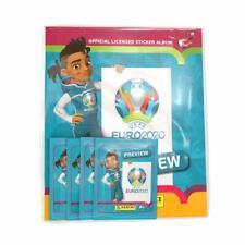 25 X Panini UEFA Euro 2020 Adrenalyn XL Trading Cards & Starter Album