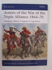 Osprey Men at Arms 499 - Armies of the War of the Triple Alliance 1864-70: Parag