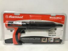Ramset 40088 Master Shot Powder Actuated Tool Re Ls Pds018779