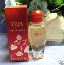 "Yves Rocher presents ""Yria""  0.25 Fl.Oz. Women's Perfume. New old stock"
