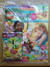 LEGO Friends Magazine 5/2020 + Limited Edition Mini Figure - Fruit bar + blender