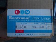 Lcn Sentronic 4113 Commercial Door Closer