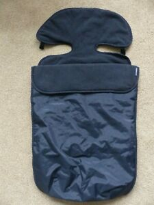 Mothercare Cosytoes foot muff Blue Winter Pushchair Baby Protection Footmuff