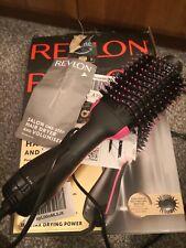 Genuine REVLON Pro Collection Salon One Step Hair Dryer & Volumiser. **USED ONCE