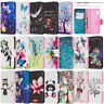 For Samsung Galaxy S20 A20 A30 A50 A70 A51 Wallet Flip Leather Phone Case Cover
