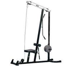 Yukon Fitness Lat Pulldown Exercise Machine Quick Cable Change