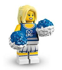 Lego 8683 Cheerleaderin Minifigures Serie 1 Nr. 2 Figur Cheerleader