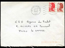 France 1985 Commercial Cover #C37995