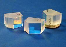 Penta Prisms 254mm X 20mm X 15mm 270 Degree Fold Beam Splitter Glass Optics