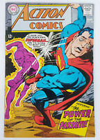 Action Comics #361 Silver Age DC Comics Superman 2nd Appearance of Parasite VF