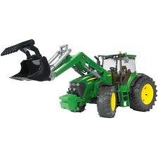 Bruder John Deere 7930 mit Frontlader Traktor 3051