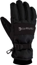 Carhartt Mens Wp Waterproof Insulated Glove Xx Large Black