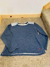 Tommy Bahama L Knit Shirt Unisex Blue Colored