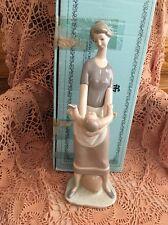 Lladro 4575 Motherhood Retired! Mint Condition! Lladro Blue Box! L@K!