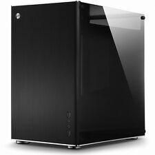 """NEW"" BRAVOTEC JONSBO VR2 BLACK Tempered Glass Mini Tower Compute"" ""EMS SHIP"""