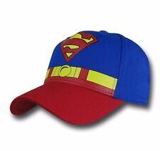 Superman Kids Costume Adjustable Cap