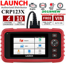 LAUNCH X431 CRP123X OBD2 Car Scanner Automotive Diagnostic Tool ABS SRS Engine