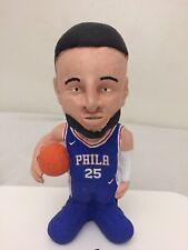 Ben Simmons NBA Philadelphia 76ers Blue Jersey Rookie Custom Sculpted Figure 1/1