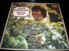 Cliff Richard - All My Love - Vinyl Record LP Album - MFP 1420 - 1965