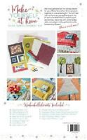 Make Yourself at Home Quilt Embelishment Kit KimberBell Designs
