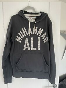 Roots Of Fight Bloodlines Muhammad Ali Hoodie Small