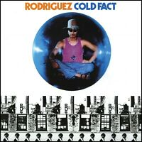 RODRIGUEZ - COLD FACT CD ~ 2019 REISSUE ~ 70's PSYCHEDELIC FOLK ROCK SIXTO *NEW*