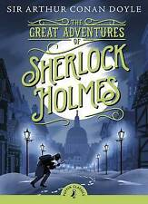 The Great Adventures of Sherlock Holmes (Puffin Classics), By Conan Doyle, Arthu