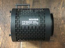 ORIGINAL - Bowens Fresnel 200 glamorous spotlight attachment - GOOD CONDITION