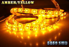 Multi-Color 5M 5050 SMD 300 LED Waterproof Car Boat Flexible Strip Light Tape US