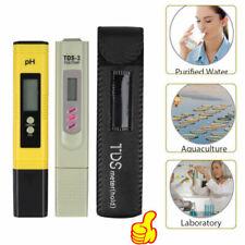 Digital TDS EC Water Quality Tester Purity Meter Temp PPM Test Filter Pen 3 in 1