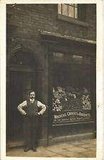 More details for macclesfield. william hammond, fruiterer & greengrocer, 52 mill lane. shop.