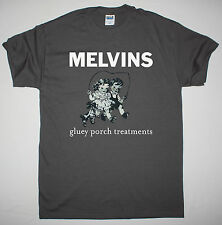 MELVINS GLUEY PORCH TREATMENTS GREY CHARCOAL T SHIRT ALTERNATIVE MUDHONEY
