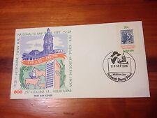 National Stamp Week 1978 Melbourne Commemorative Cover