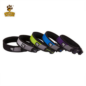 BrotherCatDog® Dog Collar Small Medium Large 5 Colours UK Stock