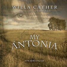 My à�ntonia by Willa Cather 2007 Unabridged CD 9780786158836